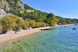 Beach apartment Omis (10)