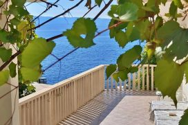 Beach apartment Omis (5)