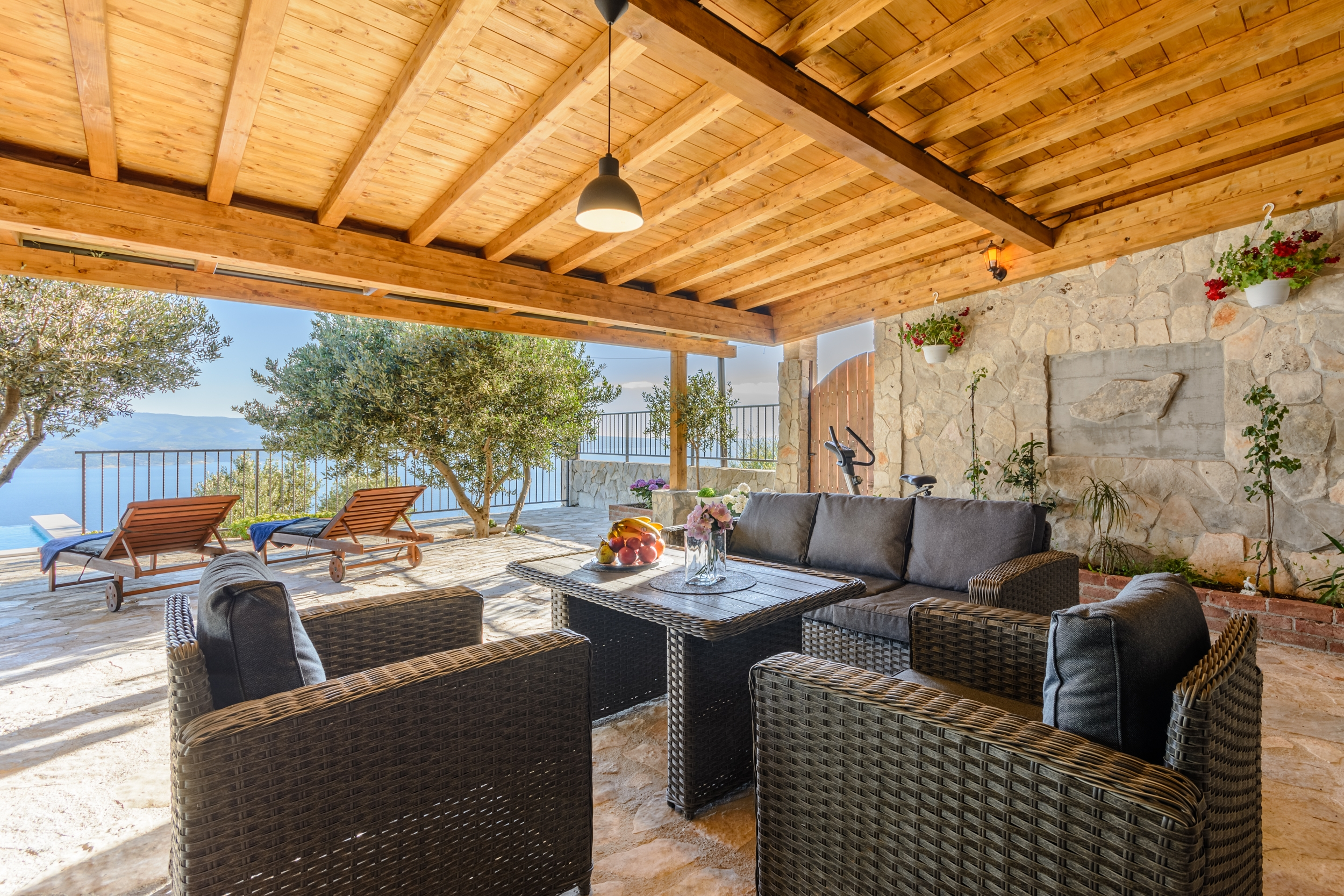 Villa Secluded Paradise Omis (33)