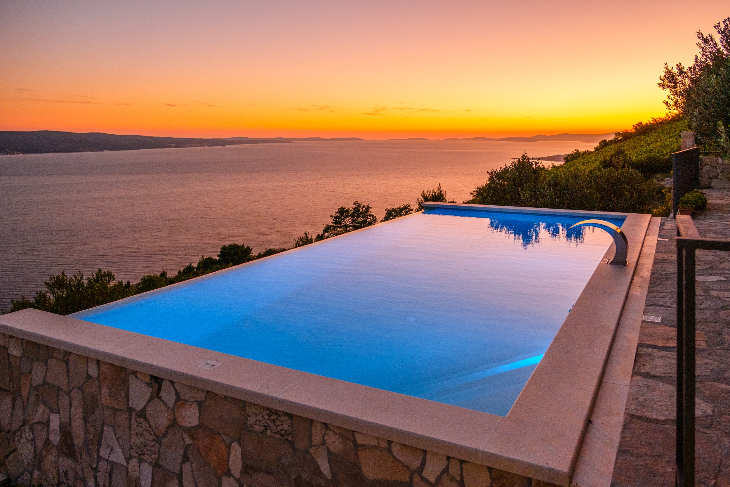 Villa Secluded Paradise Omis (48)