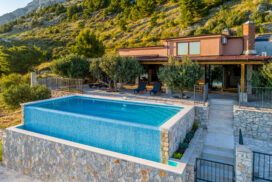 Villa Secluded Paradise Omis (51)